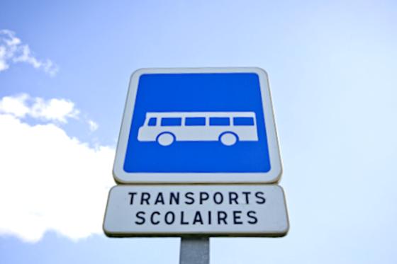 Participation financière pour le transport scolaire