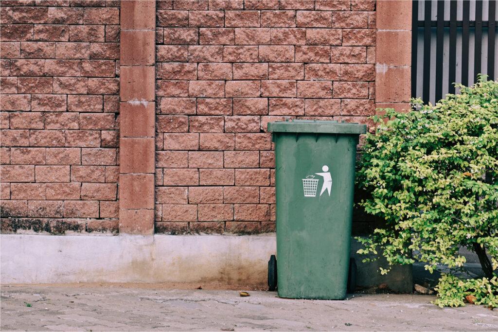 collecte des déchets à Monéteau