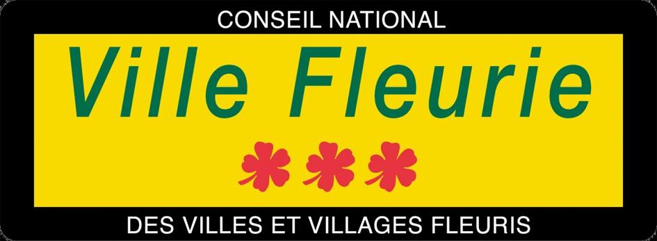 logo Ville Fleurie Monéteau