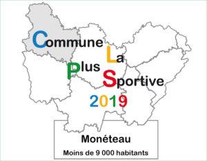 Challenge de la Ville la plus sportive en 2019