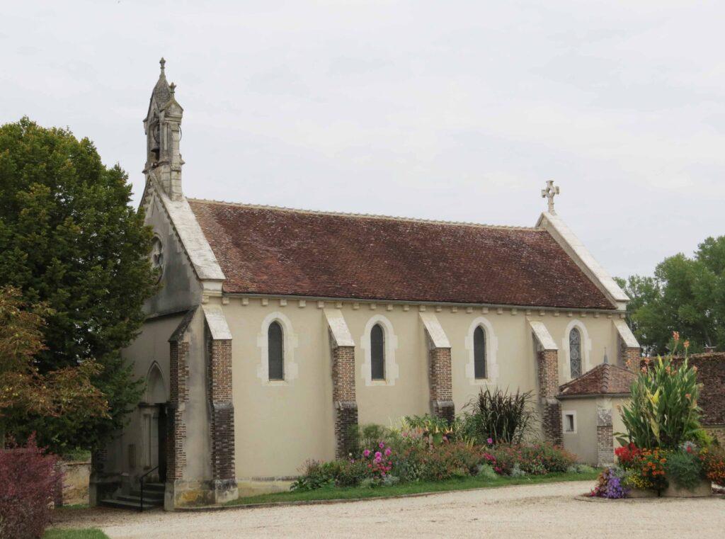 Eglise de Sougères Sur Sinotte